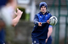 Fit-again Sexton back in Leinster line-up as Nacewa named permanent captain