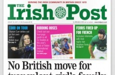 Irish Post newspaper saved in Britain