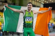 Ireland's Michael McKillop wins his 7th Paralympic World Championships gold