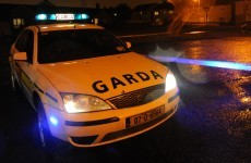 Gardaí appeal for witnesses after 25-year-old man stabbed in face