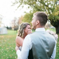 A wedding photographer didn�t show up for this couple�s big day but all was not lost