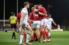 Munster claim the spoils from epic 9-try encounter with Ulster
