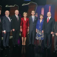 LIVEBLOG: The presidential candidates' Late Late Show debate