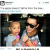 Billboard have apologised for this 'vile' tweet about North West