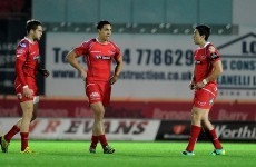 Regan King joined in back-line by his son as Scarlets continue winning run