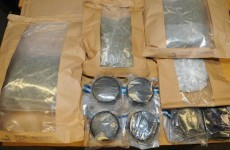 These drug seizures have dealt a 'significant blow' to two criminal gangs