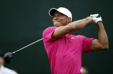 'I'll be back, ready to compete,' promises Tiger Woods after follow-up back operation