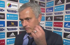 'I have nothing to say' - Everyone is talking about THAT Mourinho interview