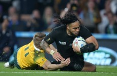 Brilliant Carter guides New Zealand to World Cup victory over Chieka's Wallabies