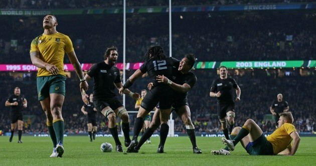 The story of that brilliant Rugby World Cup final in 13 pictures