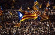 Catalonia can't just decide it's an independent country says the UN