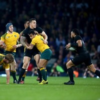 Nonu's Ma'avelous try, Dan Carter's deadly drop-goal and the rest of the RWC final highlights