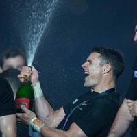 'The old legs have got a bit of life in them!' - Dan Carter finishes with pride