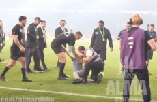 Now there's video footage of that brilliant moment between Sonny Bill and the young fan