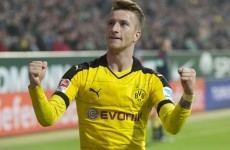 Dortmund take advantage of Bayern's stumble to inch closer to the top of the Bundesliga