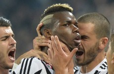 Chelsea reject wins derby for Juventus but everyone's talking about Paul Pogba's brilliant goal
