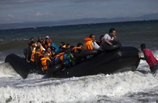 Four babies among 11 dead after boat overturns off Greece