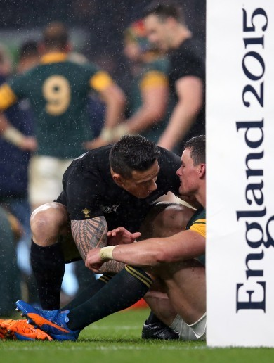 The All Blacks are too good, here's our Kiwi free Team of the Rugby World Cup