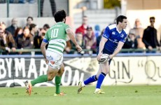 Sexton drives Leinster to bonus point win despite early sin-binning