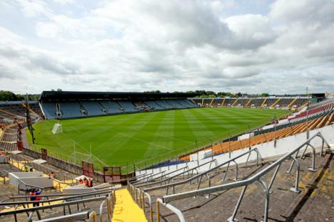 The redevelopment work has already begun at the Cork venue.