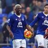Everton striker Kone given the ultimate reward for his Premier League treble