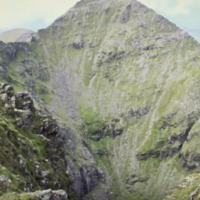 This stunning footage of Carrauntoohil is like something out of a movie