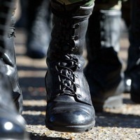 Alarm as soldier in suicide bomber Halloween costume tries to get into army base