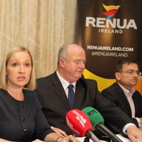 A controversial Fianna Fáil candidate won't talk about her talks with Renua