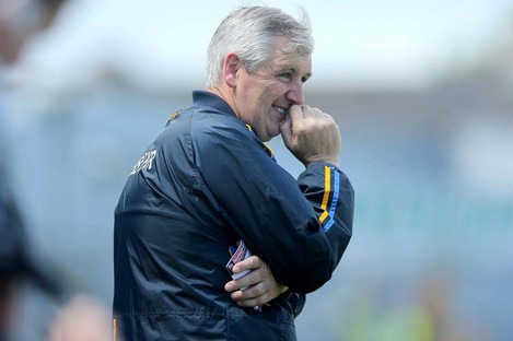 Clonmel Commercials boss Charlie McGeever.
