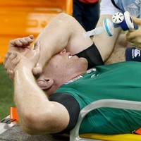 'It's the worst injury pain I've had' - POC could be out for eight months