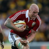 The 2017 Lions tour 'definitely' isn't part of Paul O'Connell's plans