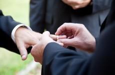 Same-sex marriage bill passed (then blocked) in Northern Ireland