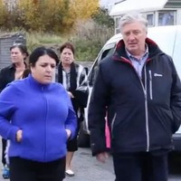 """Pat Kenny observes """"third world"""" conditions in report from Dublin halting site"""