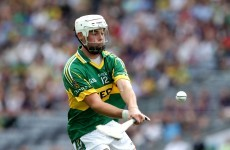 Heard the one about the Kerryman who's won a Dublin senior hurling medal?