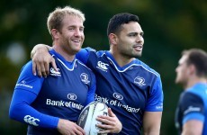 Leinster assessing Fitzgerald injury to determine Champions Cup availability