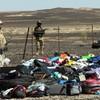 What caused the Sinai plane crash?