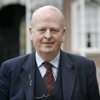 Has Michael McDowell joined Twitter to discuss #Áras11?