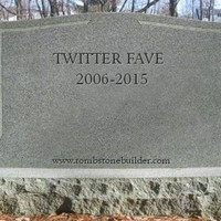 A Love Letter To Our Fallen Comrade: The Twitter Fave