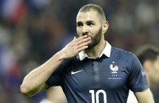 Karim Benzema arrested in French 'sex-tape blackmail' probe