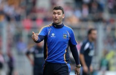 Maher returns to management with Tipperary as hurling backrooms finalised