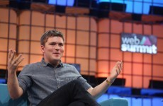 What the 25-year-old Irish founder of a $5 billion company told the Web Summit