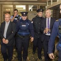 Shock in Cavan as officers 'arrested' by Gardaí at county board meeting