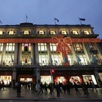 The Stephen's Green market is no more ... but there's a Christmas plan for the Clerys shopfront