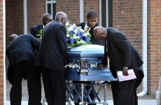 'Don't let me die in vain': Executed Troy Davis remembered at memorial