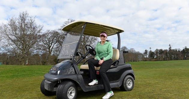 Irish golf is in particularly rude health and it's not just the men who are dominating