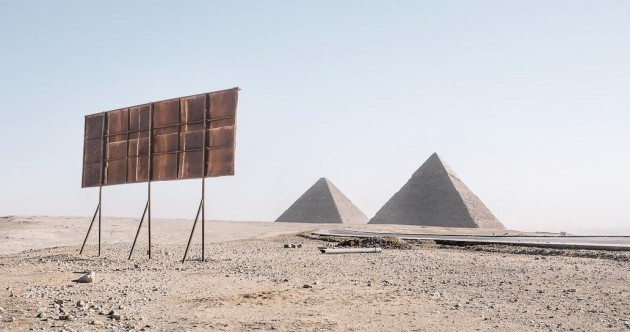 14 jarring photos of Egypt's famous landmarks devoid of people