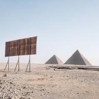14 jarring photos of Egypt's famous landmarks devoid of people