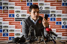 Wales manager Chris Coleman hits back at Arsene Wenger and his 'cheap shot'