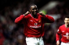 Former Manchester United striker suffered kidney failure earlier this year