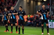 Arsenal inch closer to Champions League elimination after Munich humiliation